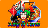 Онлайн King of Cards автомат